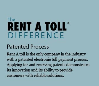 The Rent A Toll Difference